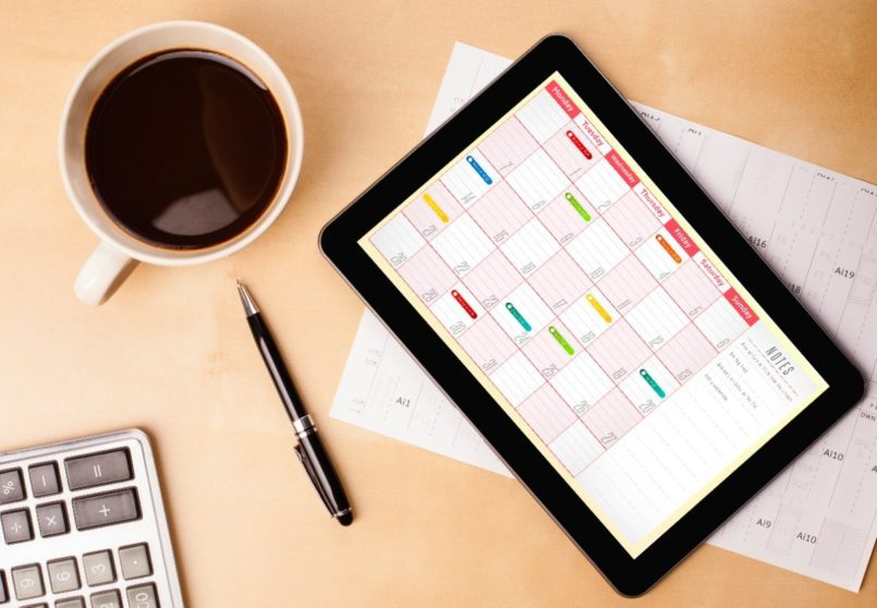 Calendario editoriale per blog e social: cos'è e a cosa serve
