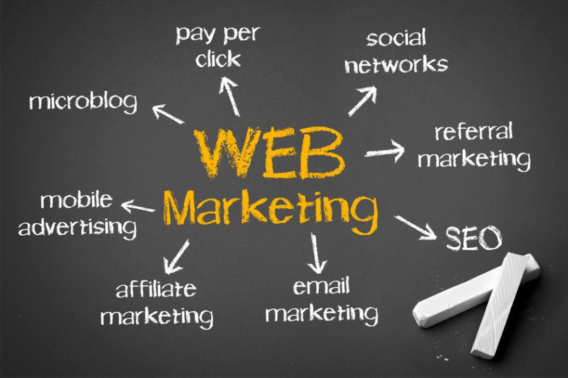 Web Marketing, Social Network, E-Commerce: la consulenza a misura.
